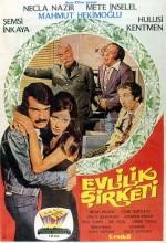 Evlilik Şirketi (1976) afişi