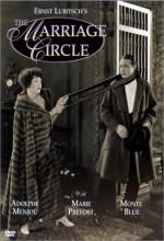 Evlilik çemberi (1924) afişi