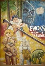Ewoks: The Battle For Endor (1985) afişi
