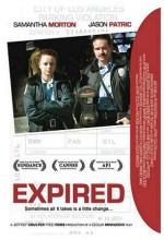 Expired (2007) afişi