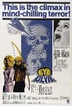 Eye Of The Devil (1967) afişi