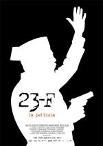 23-F: la película (2011) afişi