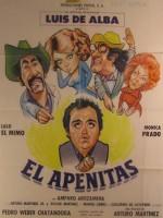 El Apenitas (1980) afişi