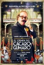El Crimen Del Cácaro Gumaro (2014) afişi