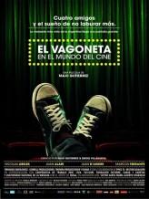 El vagoneta en el mundo del cine  afişi