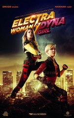 Electra Woman and Dyna Girl Sezon 1 (2016) afişi