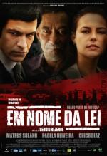 Em Nome da Lei (2016) afişi