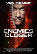 Enemies Closer (2013) afişi