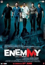 Enemmy (2013) afişi