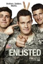 Enlisted Sezon 1 (2013) afişi