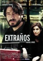 Extraños (1999) afişi