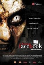 Setan Facebook (2010) afişi