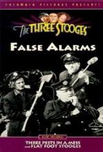 False Alarms (1936) afişi