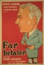 Far Betaler (1946) afişi