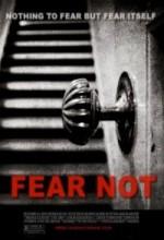 Fear Not (2011) afişi