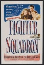 Fighter Squadron (1948) afişi