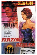 Fırtına Beşler (1966) afişi