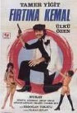 Fırtına Kemal (1972) afişi
