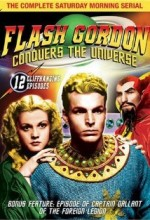 Flash Gordon Conquers The Universe (1940) afişi