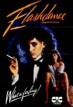 Flashdance (1983) afişi