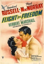 Flight For Freedom (1943) afişi