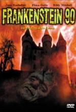 Frankenstein 90 (1984) afişi