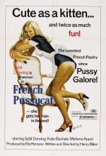 Fransız Kedicik (1972) afişi