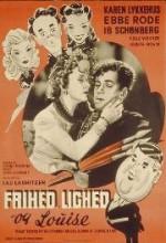 Frihed, Lighed Og Louise (1944) afişi