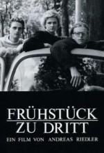 Frühstück Zu Dritt (1988) afişi
