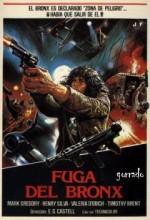 Fuga Dal Bronx (1983) afişi