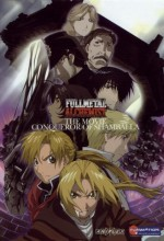 Fullmetal Alchemist The Movie: Conqueror Of Shamballa (2005) afişi