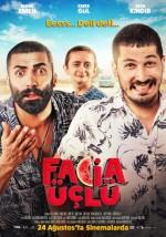 Facia Üçlü (2018) afişi