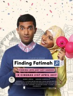 Finding Fatimah  (2017) afişi