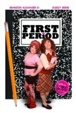 First Period (2013) afişi