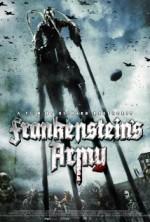 Frankenstein'ın Ordusu (2012) afişi