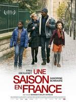 Fransa'da Bir Mevsim (2017) afişi