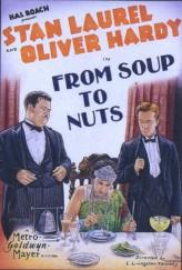 From Soup To Nuts (1928) afişi