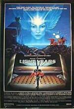 Gandahar (1988) afişi