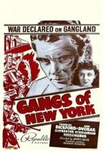 Gangs Of New York (ı) (1938) afişi