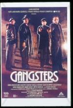 Gangsters (1992) afişi