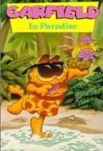 Garfield in Paradise (1986) afişi