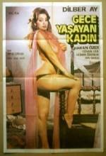 Gece Yaşayan Kadın (1979) afişi