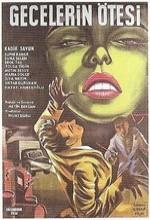 Gecelerin Ötesi (1960) afişi