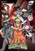 Gekijô-ban Naruto: Daikôfun! Mikazukijima No Animaru Panikku Dattebayo! (2006) afişi