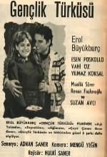 Gençlik Türküsü (1967) afişi