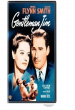 Gentleman Jim (1942) afişi