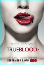 True Blood (2008) afişi