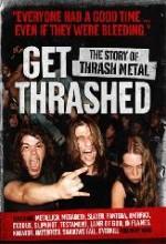 Get Thrashed (2006) afişi
