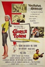 Girls Town (1959) afişi