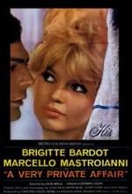 Vie Privée (1962) afişi
